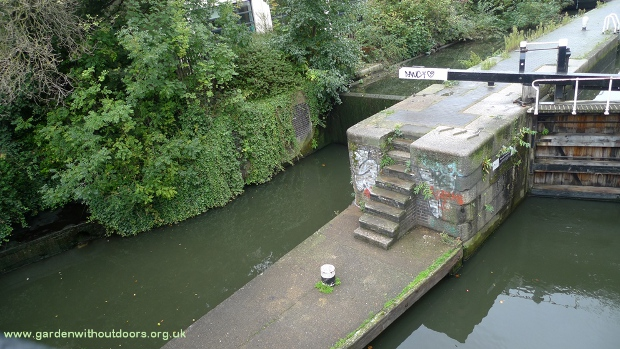 Kentish Town Road Lock